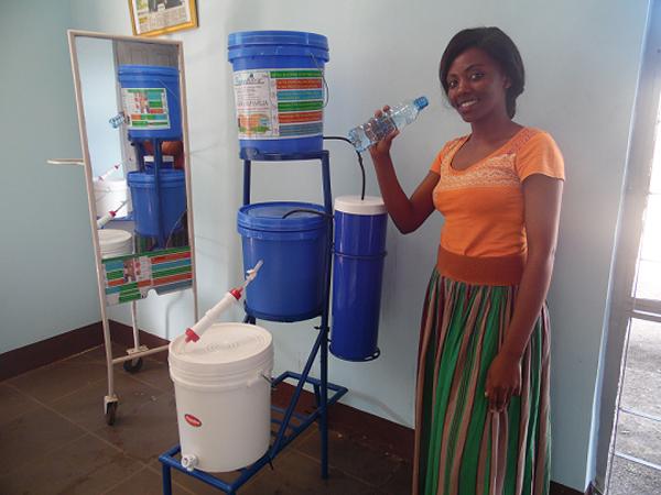 非洲净水器市场