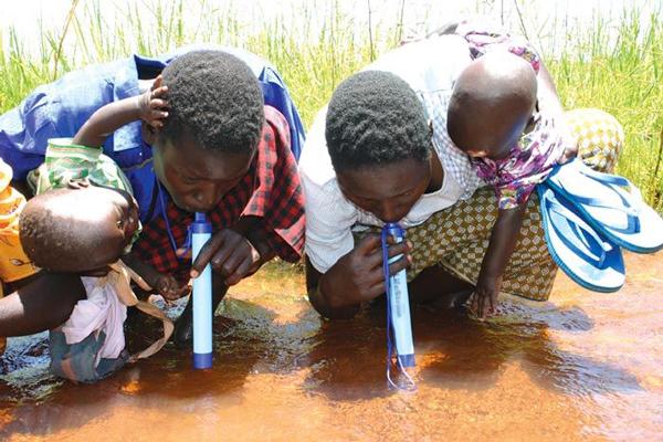 非洲水质状况
