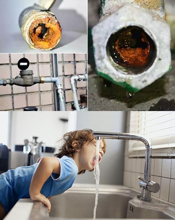 饮用水系统的安全性