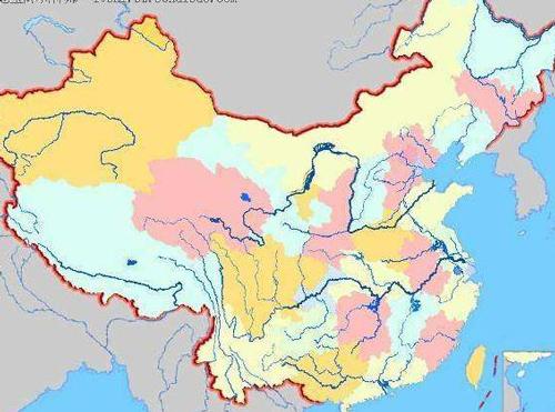 饮用水污染区域分布