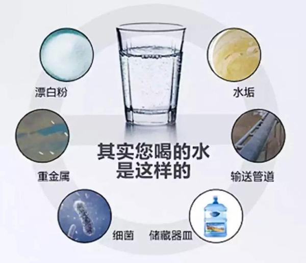 自来水二次污染