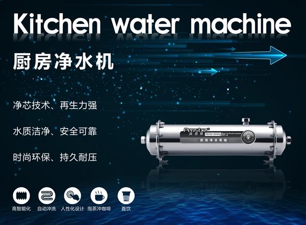 滨思特厨房净水机