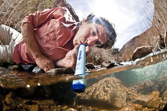 便携式净水设备